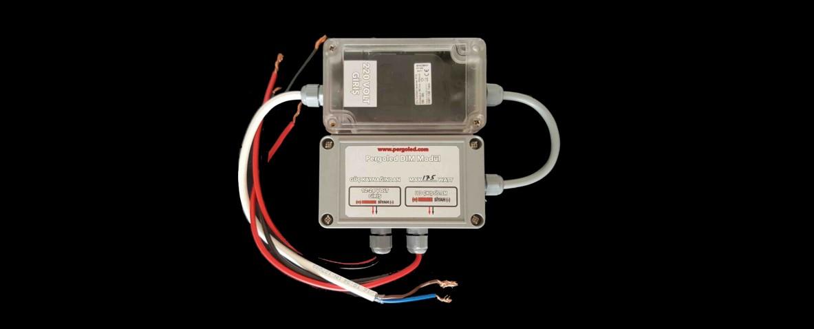 175 Watt Somfy Kumandaya uyumlu Dimmer
